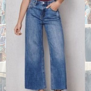 PACSUN WIDE LEG JEANS Never worn
